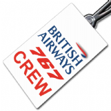 British Airways 767 Crew